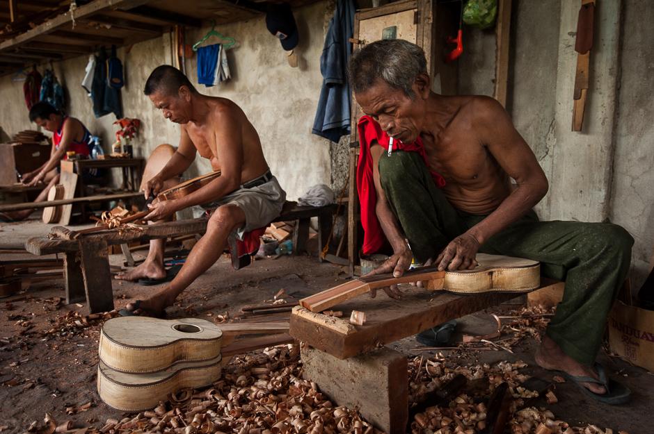 Ukulele Making