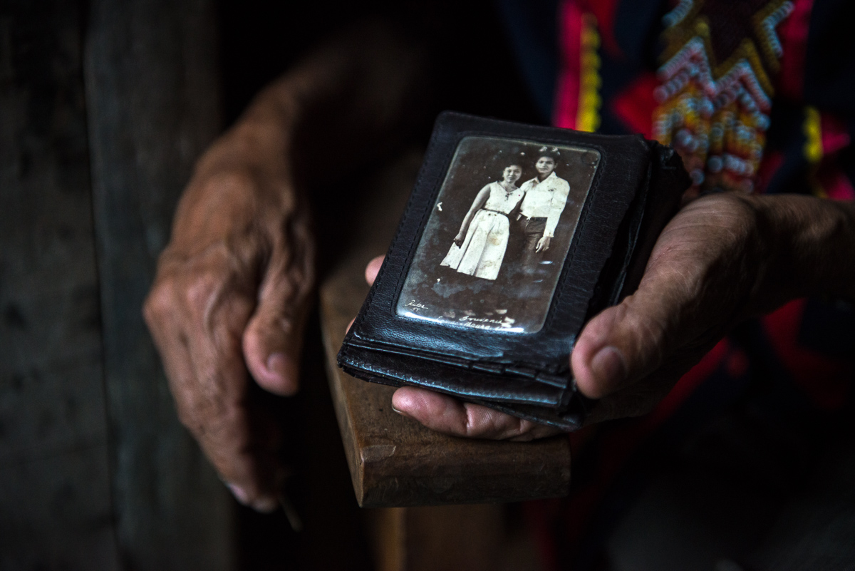 Photo of Datu Sucnaan and his wife Bia Maura