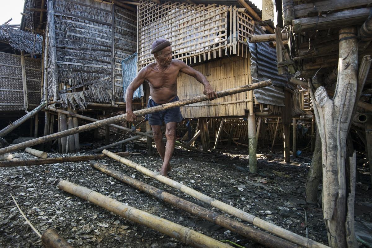 Rebuilding after Haiyan
