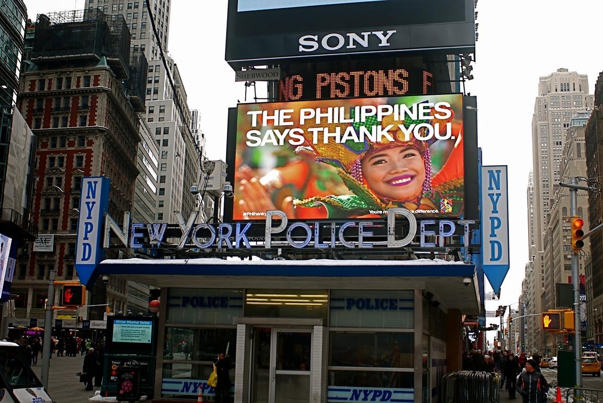DOT Thankyou Campaign