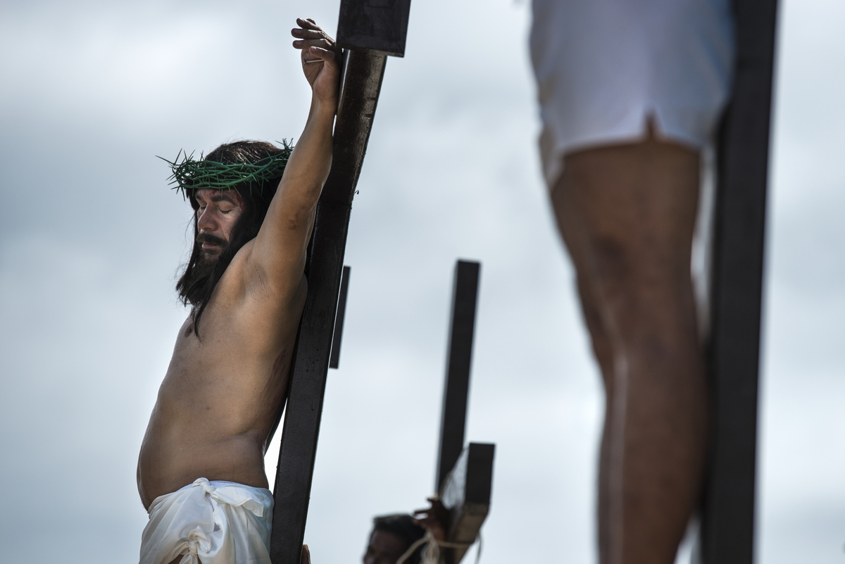 Human Crucifiction